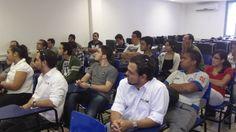 Foto tirada durante o evento WP Maceió Camp 2012.