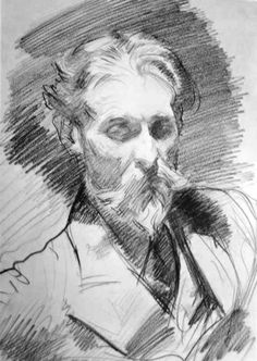 John Singer Sargent Музей рисунка