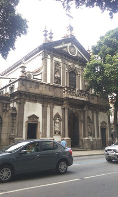 Igreja da Irmandade da Santa Cruz dos Militares_Rio de Janeiro_Brasil
