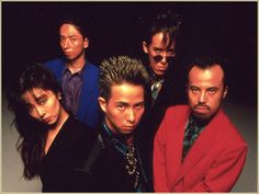 Barbee Boys (バービーボーイズ) Japanese rock band, 80's