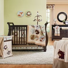 baby room colors unisex