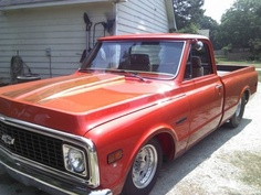 1972 Chevy C-10 (Stroker) 454 to 468 For Sale