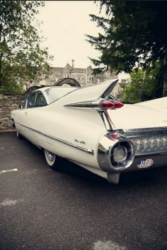#vintage #Cadillac #car