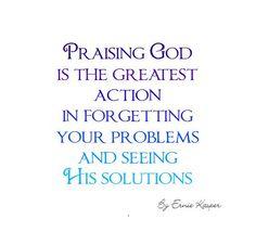 #praise #God #solutions