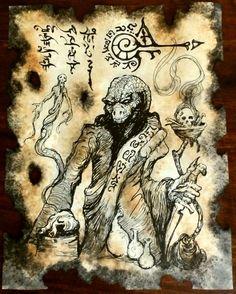 Sons of the Serpent by MrZarono.deviantart.com on @DeviantArt
