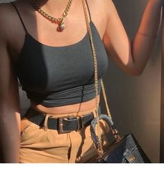 Genius Outfit Ideas Baddie To Wear Right Now outfit ideas baddie, Fashion & Style Source by genigrimm trendy Tumblr Outfits, Mode Outfits, Urban Outfits, Trendy Outfits, Grunge Outfits, Black Summer Outfits, Grunge Clothes, Ladies Outfits, Style Clothes