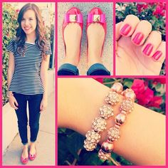 Missglamorazzi. Ingrid Nilsen I love Ingrid's style because it's always really refreshing whether it's in winter or summer.