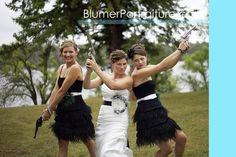Hardcore wedding party.  :)    {Blumer Portraiture | Mt. Pleasant, MI  Photographer}  www.blumerportraiture.com