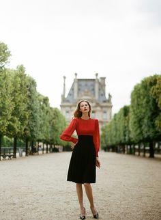 dustjacketattic:  Paris ~ by This Modern Romance