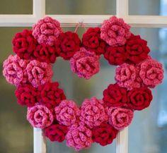 un crochet de corazon