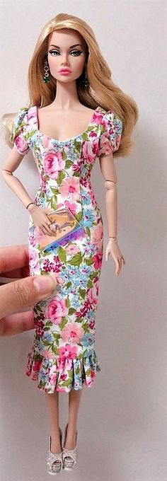 Fashion Royalty Dolls, Fashion Dolls, Barbie Clothes, Barbie Dolls, Poppy Doll, Cool Outfits, Summer Outfits, Barbie Family, Glam Doll