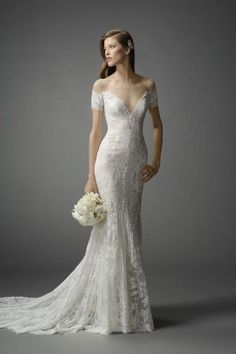Blush Bridal has an extensive collection of wedding dresses from Watters, including the Mila style. Click here for more information!