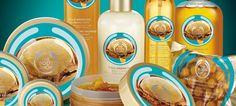The Body Shop propõe novo ritual de ouro com a linha Wild Argan Oil | ShoppingSpirit