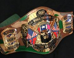 Ring of Honor Jay Briscoe Championship