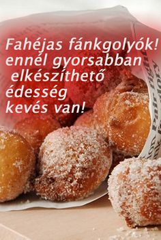 Cookie Recipes, Dessert Recipes, Kiss The Cook, Hungarian Recipes, Sweet And Salty, Superfoods, Food Porn, Food And Drink, Sweets