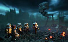 Stormtrooper RIP, by Shobrick