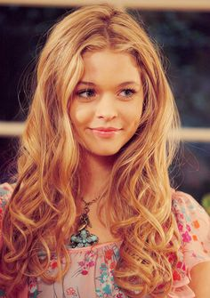 Sasha Pieterse - Natural Ingenue Romantic? RI for sure.