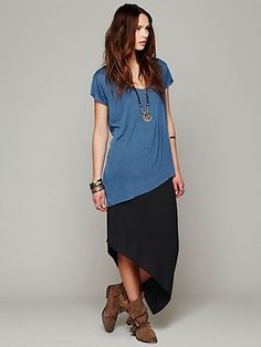 LOVE THIS! Long Lines Twofer free people