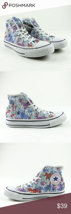 Converse Women High Top Crocheter Sneakers R9S6 032c0b197