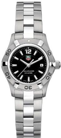 TAG Heuer Womens WAF1410.BA0823 Aquaracer Swiss Quartz Watch