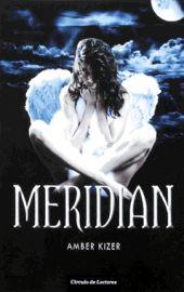 Medio humana, medio ángel, Meridian Sozu carga con una oscura responsabilidad sobre sus hombros. Meridian siempre ha sido una marginada. Dondequiera que va, la muerte y el dolor la acompañan. El día de su decimosexto cumpleaños, un coche se estrella frente a su casa y, aunque ella no sufre ni un rasguño, un dolor insoport able invade su cuerpo. Amber Kizer: Meridian (Círculo de Lectores)