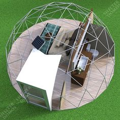SHELTER DOME has eco living dome, eco-resort dome, glamping dome, yoga dome for sale all over the world. Igloo House, Dome House, Tenda Camping, Geodesic Dome Homes, Geodesic Dome Greenhouse, Pvc Transparent, Bubble Tent, Luxury Glamping, Hot Tub Garden