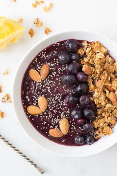 Awesome smoothie bowl