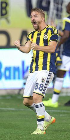 Fenerbahçe - Galatasaray | Caner Erkin