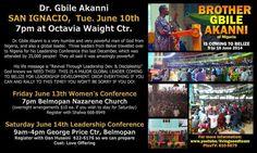 Dr. Gbile Akanni at Octavia Waight