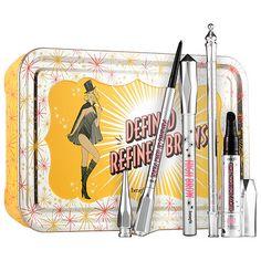 Defined & Refined Brow Kit - Benefit Cosmetics | Sephora