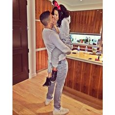 LEAH ❤ liked on Polyvore featuring couples, pics, instagram, pictures and couples .