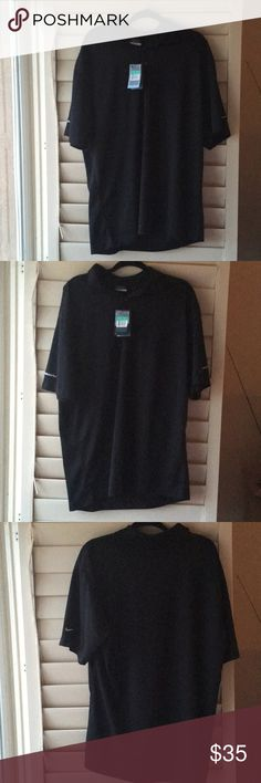 Nike golf dri-fit shirt Brand new! Pulls away sweat to keep you dry and comfortable! Nike Shirts