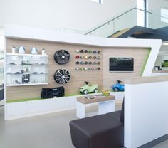 showroom interiors designs - Google Search
