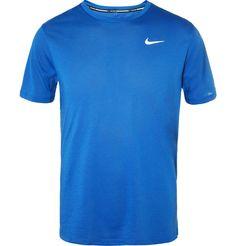 best service 30e2c 7ad85 Nike Running - Dri-FIT Cool Tailwind T-Shirt   MR PORTER Mr Porter