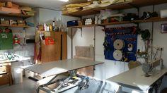 Unsere Werkstatt befindet sich direkt neben dem Geschäft