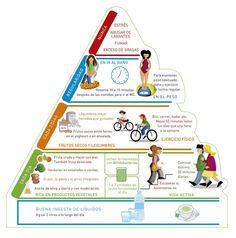 Consejos de Nutrición: Pirámide del Bienestar Digestivo