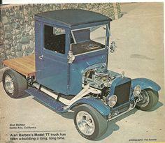 Hot Rod Trucks, Cool Trucks, Old Ford Trucks, Pickup Trucks, Custom Cars, Custom Trucks, Diy Go Kart, Cool Old Cars, Woody Wagon