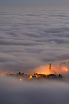 The Land of Fairy Tales, Conco, Veneto, Italy.