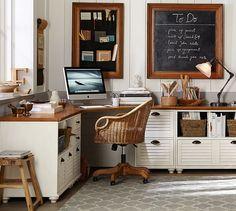 Window ledge depth [with E] - Whitney Corner Desk Set   Pottery Barn