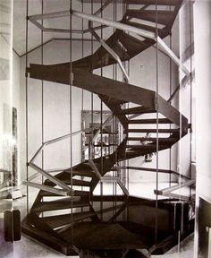 Franco Albini Galleria di Palazzo Rosso Genova 1952-62
