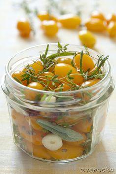Быстрые маринованные помидоры - Завтра будет новый день...