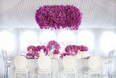 Wedding Reception Decoration : Long Tables - Belle The Magazine