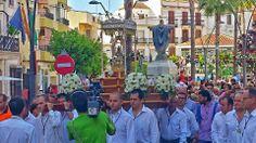 FOTOS DE COÍN.: Traslado de la virgen de la Fuensanta a su ermita ...