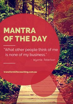 Make this your mantra for the day. #inspiration #women #empowerment