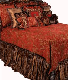 Reilly-Chance Collection Luxury Bedding http://reilly-chanceliving.com/collections/bedding/products/westbury-ii