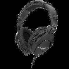 Buy Sennheiser HD 280 Pro DJ - Studio Headphones, from Dawsons Music. Best Cheap Headphones, Circumaural Headphones, Studio Headphones, Sennheiser Headphones, Professional Dj, Recording Equipment, Audio Equipment, Speaker Stands, Camera Gear