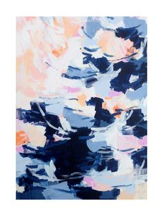 Blousy Wall Art Prints by Katie Craig | Minted
