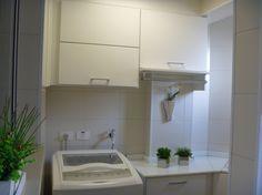cozinha com lavanderia para apartamento pequeno - Pesquisa Google