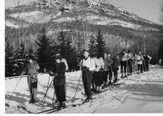 Winter sports faciiities: a report in the Dec.1936 Lake Placid News