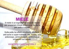 I migliori rimedi naturali da preparare in casa con il #miele
